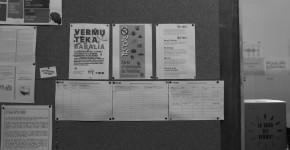 Ara també podràs participar de la Xarxa d'intercanvis de Trocasec a través d'un tauló d'anuncis penjat a l'Ateneu La Base. Un espai per intercanviar objectes i coneixements on tothom pot aportar i compartir.